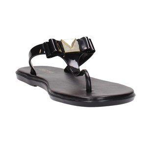 Michael Kors Bow Caroline Jelly Sandal Flip Flops
